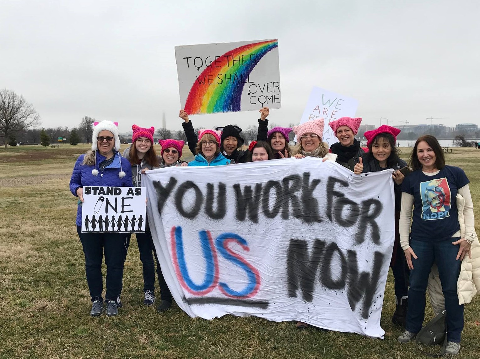 FUUSE Womens March DC