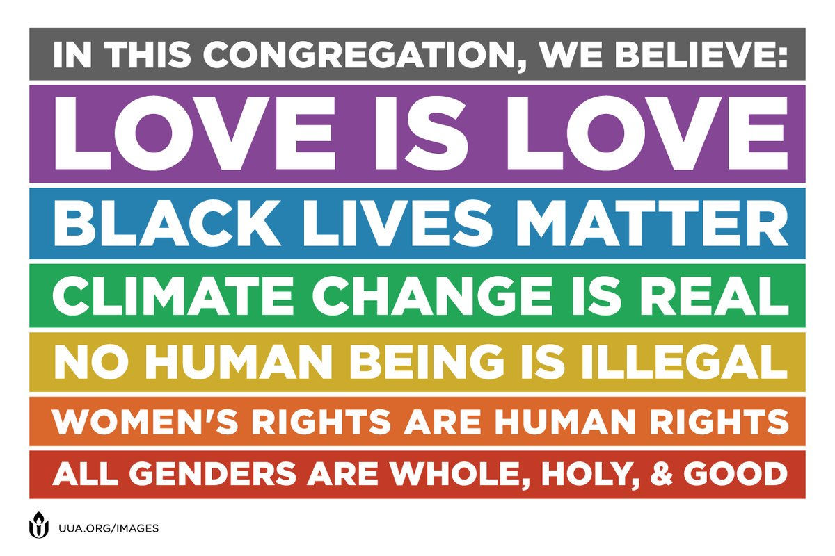 Progressive values